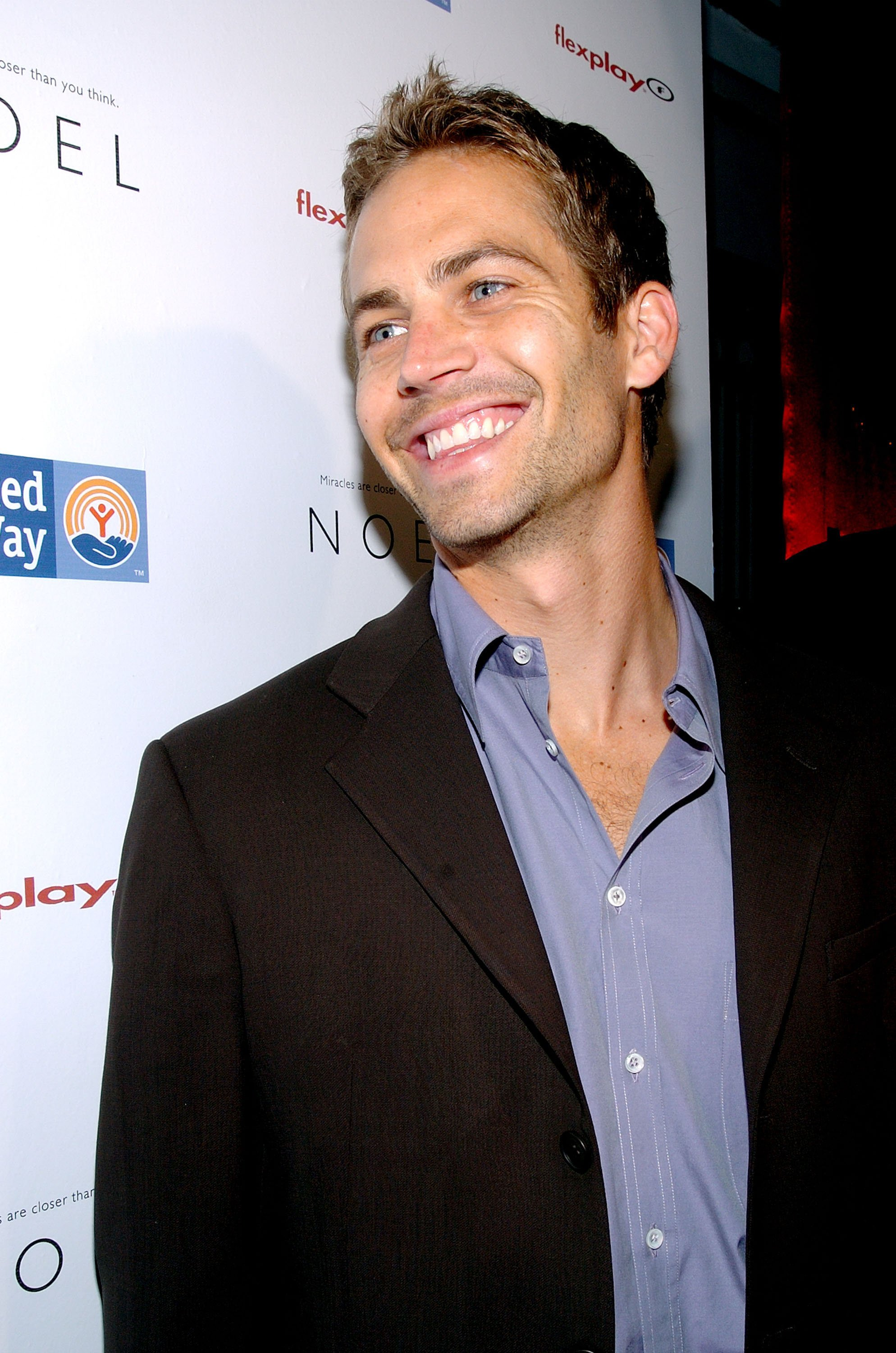 Paul Walker at an exclusive pre-release screening of the movie 'NOEL' at the Exclusuve Forge Restaurant on November 10, 2004 in Miami Beach, Florida   Photo: Getty Images