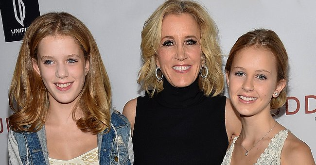 Felicity Huffman's Daughters Are Reportedly Succeeding in College as Their Lives Return to Normal
