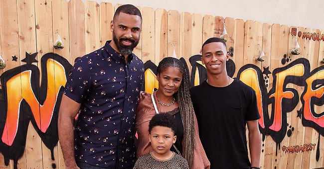 Nia Long Shows Her Longtime Fiancé Ime Udoka and Their Son in a New Family Photo