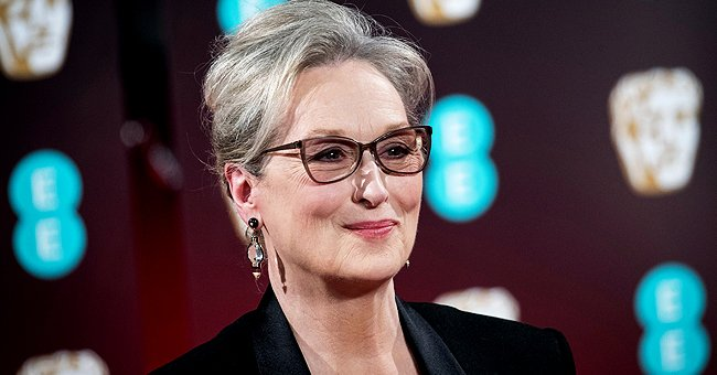 Meryl Streep Looks Almost Unrecognizable as She Debuts a New Hair Color for Her Latest Role