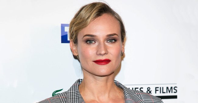 Diane Kruger at the 25th Trophees du Film Francais in Paris on February 6, 2018.   Photo: Getty Images