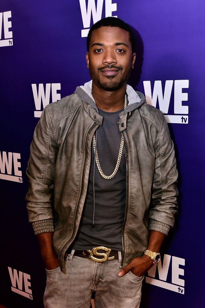 Ray J. I Image: Getty Images