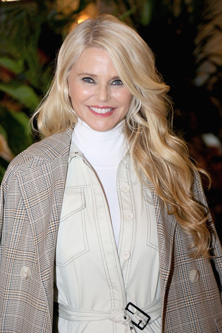 Christie Brinkley. I Image: Getty Images.