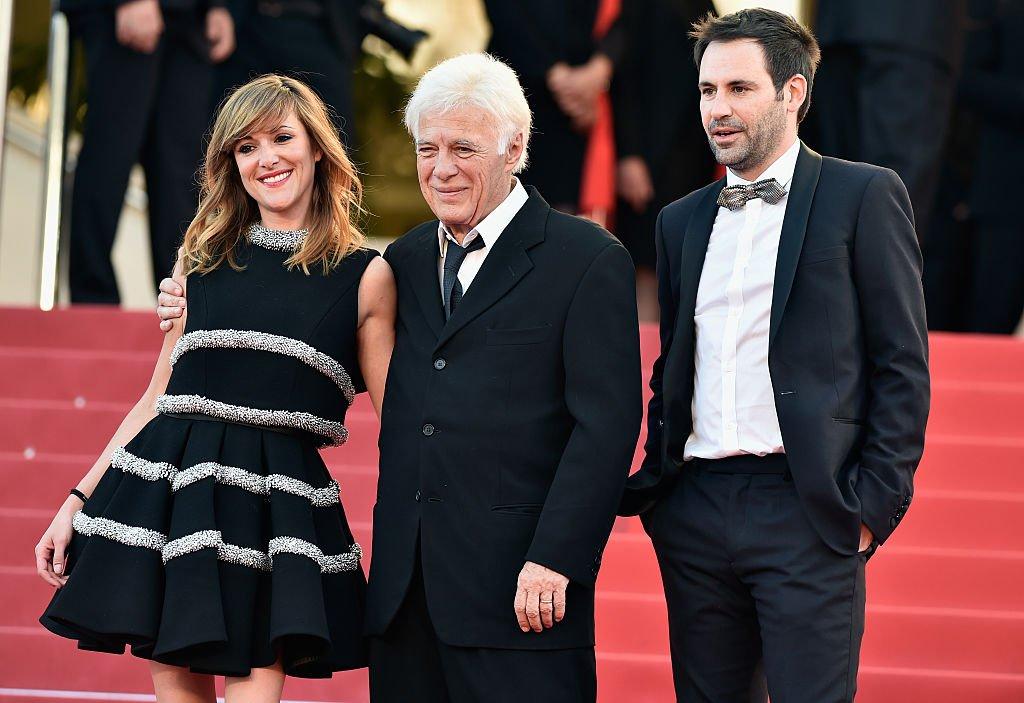 Victoria et Guy Bedos à Cannes en 2016. l Source : Getty Images