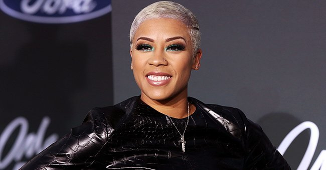 Keyshia Cole Hints at Working on a New Project as She Poses in Cool Makeup & a Dior Cap