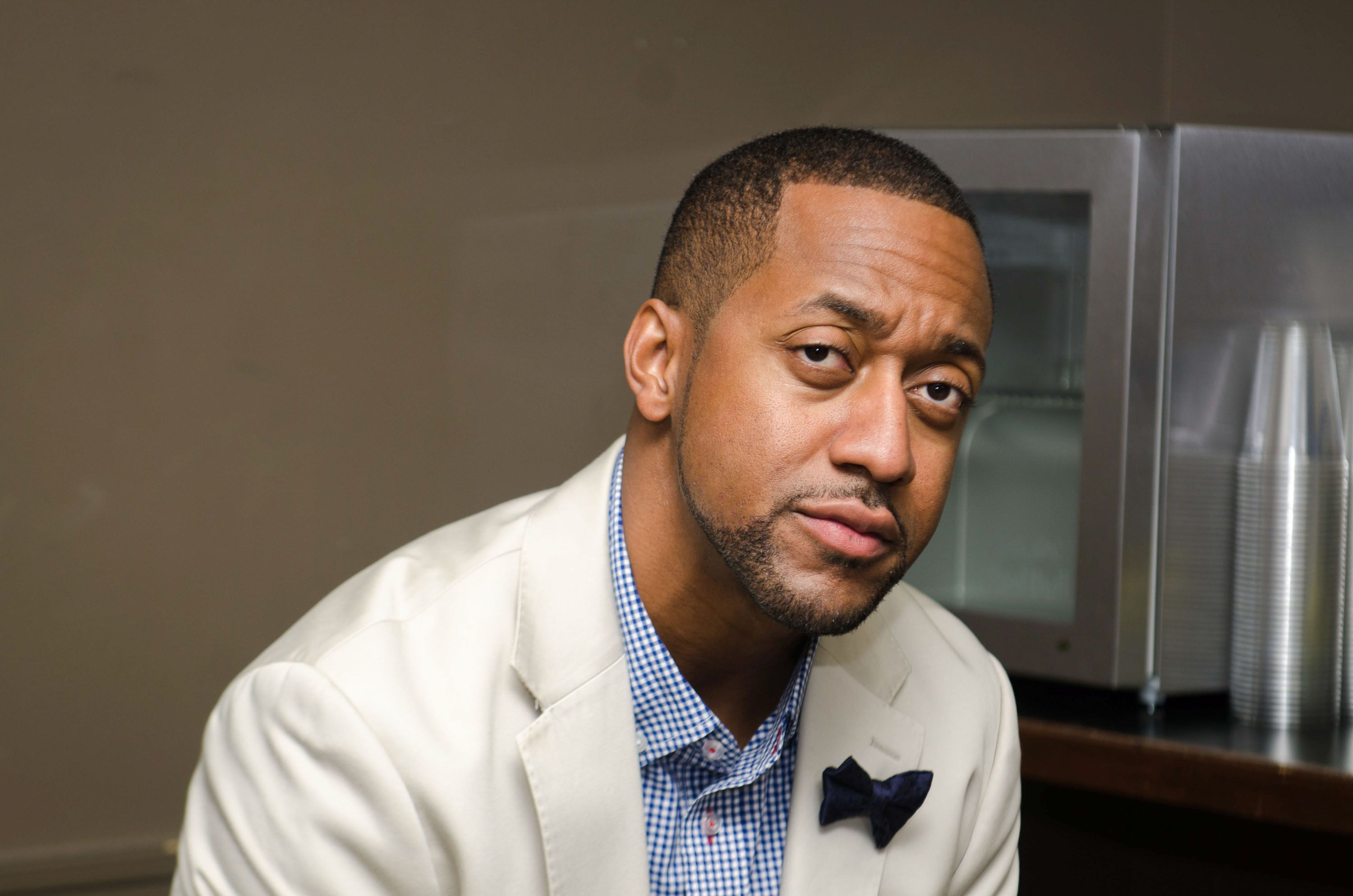 Jaleel White during the 6th Annual Agency Quiz Bowl at Stage 48 on October 16, 2014 in New York City. | Source: Getty Images