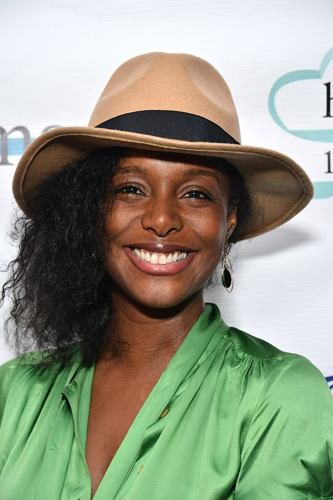 Writer Yashi Brown attends the Hope and Grace Luncheon with NAMI And Philosophy For Mental Health awareness month at Sofitel Hotel | Photo: Getty Images