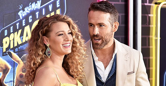 Blake Lively Posts Funny Selfie with Ryan Reynolds and Jokes about Embarrassing Their Kids