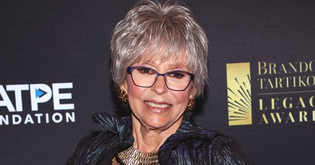 Rita Moreno's Husband Leonard Gordon Was a Big Part of Her Life before His Death in 2010