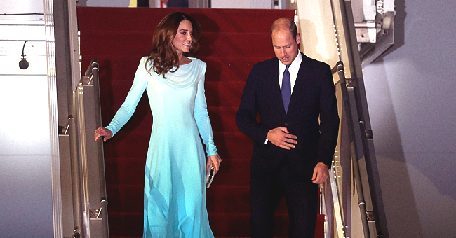 Kate Middleton's Parents & Nanny Are Reportedly Watching the Kids While Duchess Is on Royal Pakistan Tour with William