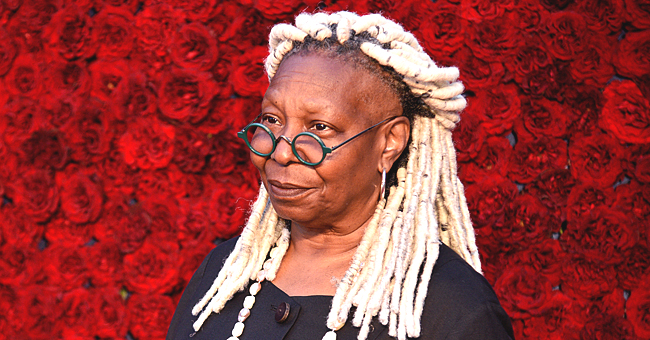 Whoopi Goldberg's Look-Alike Granddaughter Celebrates Her Parents' 8th Anniversary in a New Photo