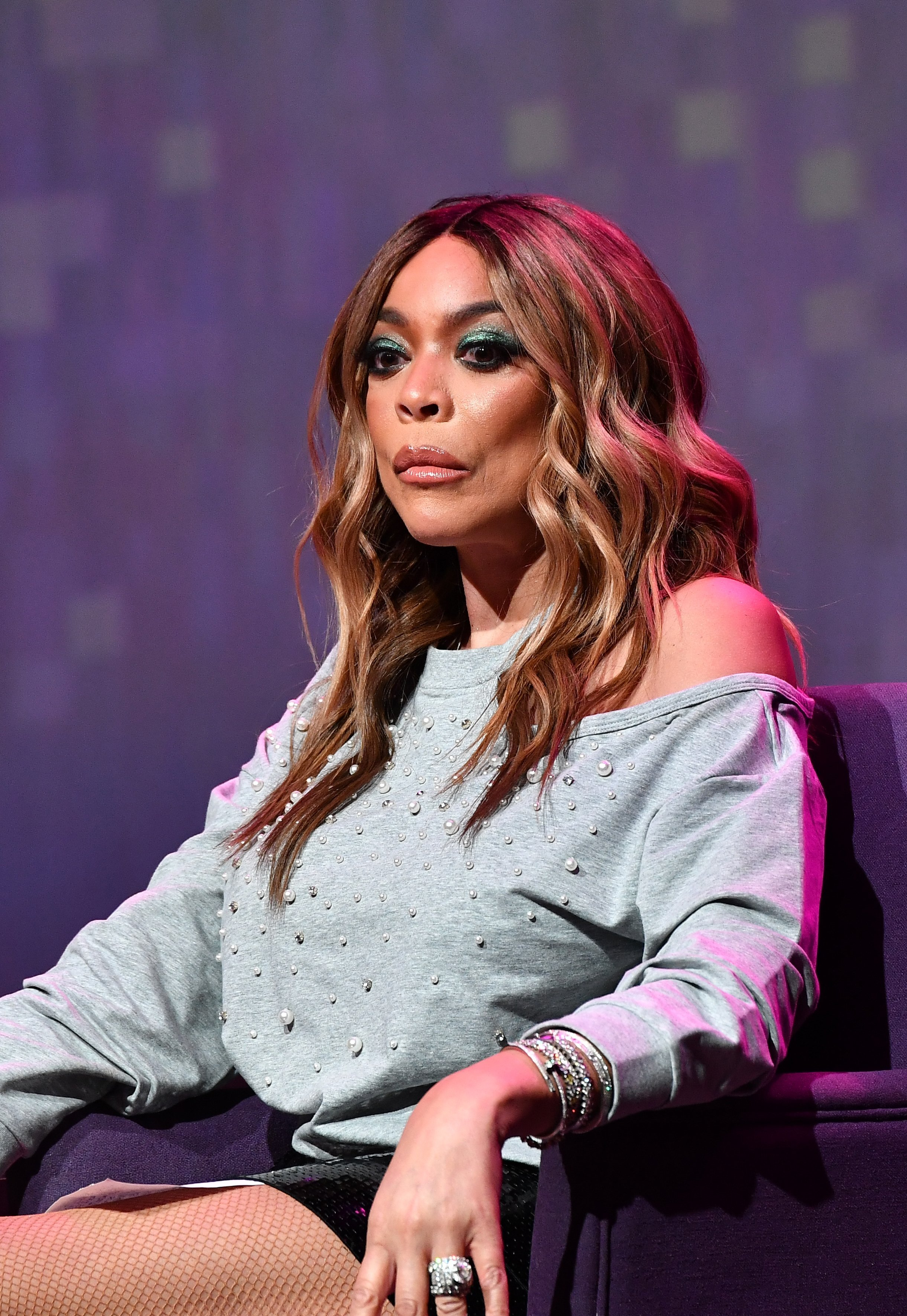 Wendy Williams at the celebration of 10 years of 'The Wendy Williams Show' on Aug. 16, 2018 in Georgia | Photo: Getty Images