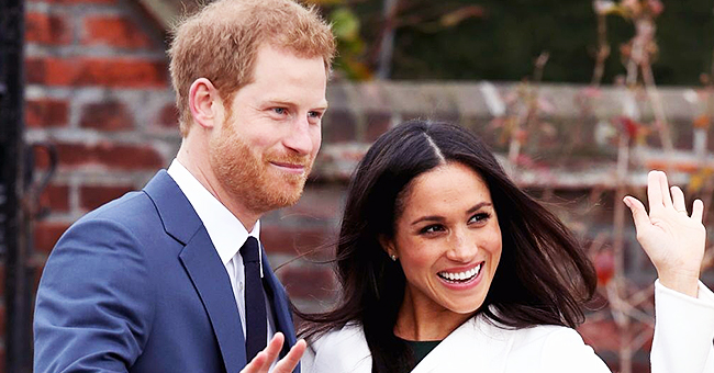 Fans Get a Chance to Look inside Meghan and Harry's Garden as Frogmore Opens Its Gates