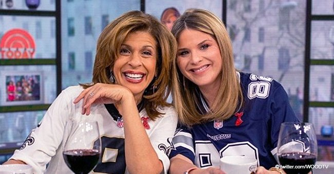 It's official: Jenna Bush Hager Will Replace Kathie Lee Gifford on 'Today' Beginning in April