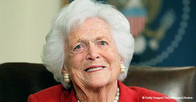 Barbara Bush Felt so Depressed before the White House She Even Thought about Killing Herself