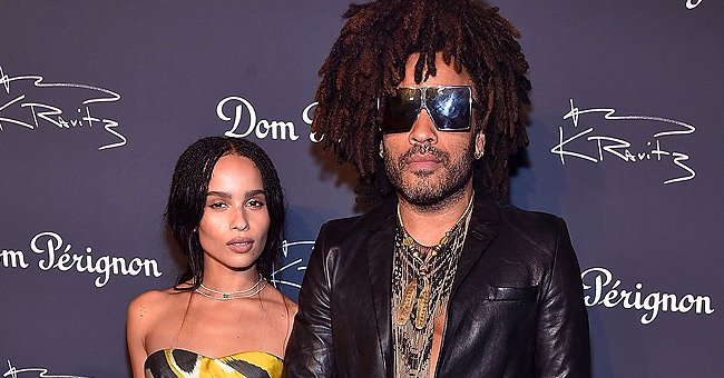 Zoё Kravitz Talks about Getting Emotional as Dad Lenny Gave His Speech at Her Wedding