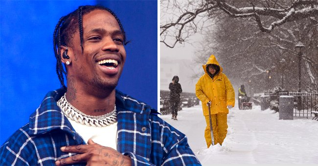 Travis Scott & His Foundation Donate 50,000 Meals to Houston Residents after Texas Winter Storm