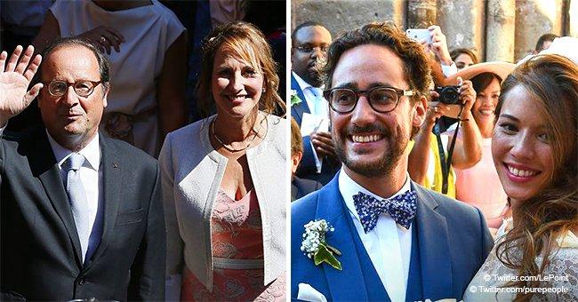 François Hollande et Ségolène Royal seront grands-parents pour la première fois