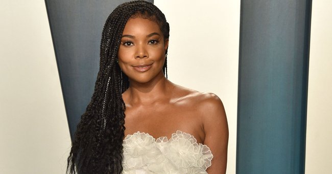 Gabrielle Union's Daughter Kaavia Looks Cute in a Swim Cap as She Shows off Her Swimming Skills