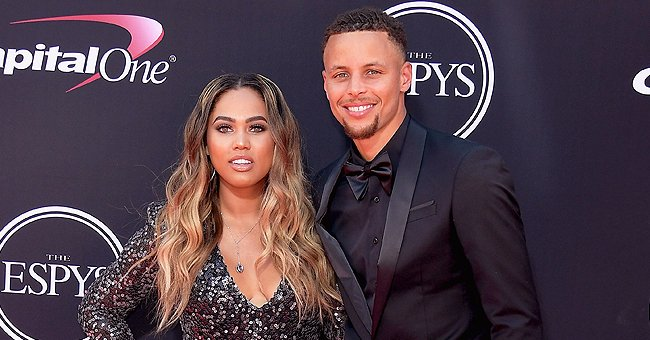 Steph Curry & Wife Ayesha Exchanged Sweet Tributes on Valentine's Day