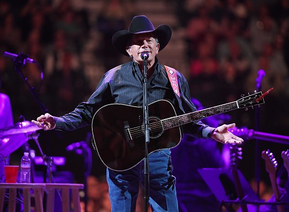 George Strait at T-Mobile Arena on February 01, 2019 in Las Vegas, Nevada | Photo: Getty Images