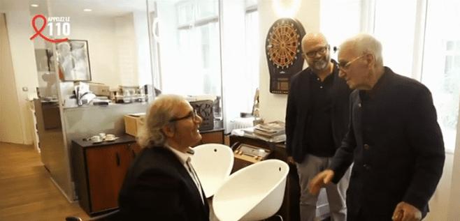 Charles Aznavour, 2 jours avant sa mort... | Youtube/Jean-Pierre Lévêque