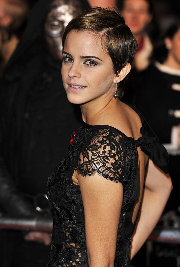 L'atrice Emma Watson | Source : Getty Images