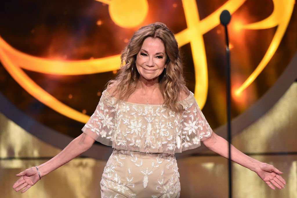 Kathie Lee Gifford speaks onstage while accepting her award at the 46th annual Daytime Emmy Awards on May 05, 2019, in Pasadena, California | Source: Alberto E. Rodriguez/Getty Images