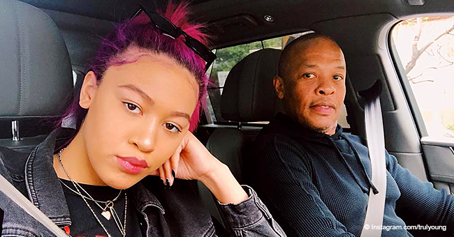 Dr. Dre Deletes Post Bragging about Daughter's Acceptance to Usc after $70M Donation Backlash