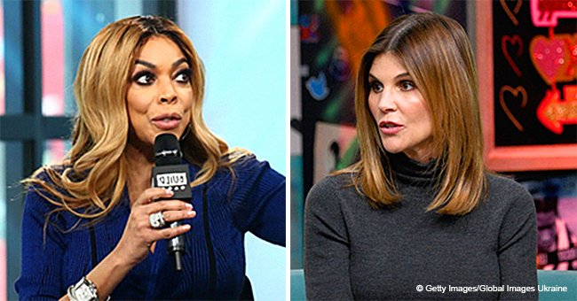'It's Disgusting, Horrible' Wendy Williams Blasts Lori Loughlin for College Scam Involvement
