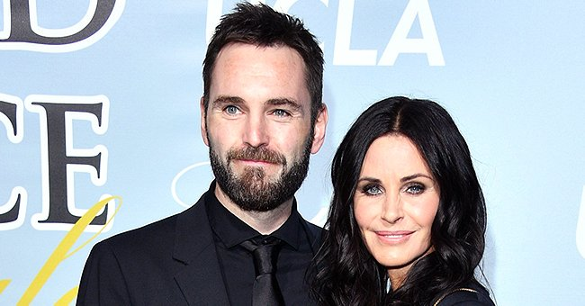 How Courteney Cox and Boyfriend Johnny McDaid Celebrated His Birthday Amid Their Distance