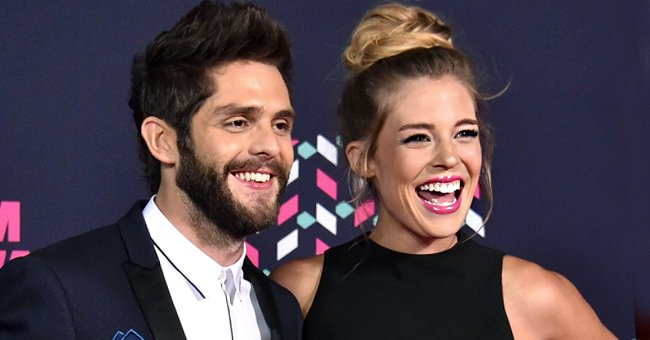 Thomas Rhett & His Wife Encourage Their Black Daughter to Be Proud of Herself & Her Culture