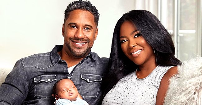 Kenya Moore from RHOA Shares Adorable Video of Marc Daly & Daughter Brooklyn in Polka Dot Outfit Looking at Snow