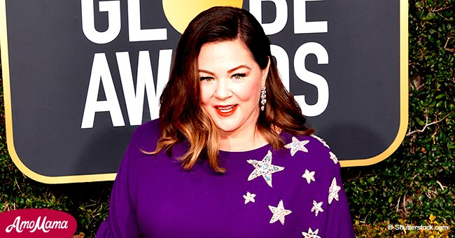Melissa McCarthy recalls being fat-shamed when she was asked about her 'tremendous size'