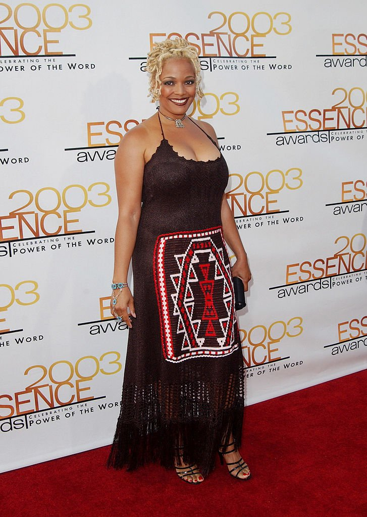 """""""Living Single"""" star Kim Fields attends the 2003 Annual Essence Awards in Hollywood, California. 