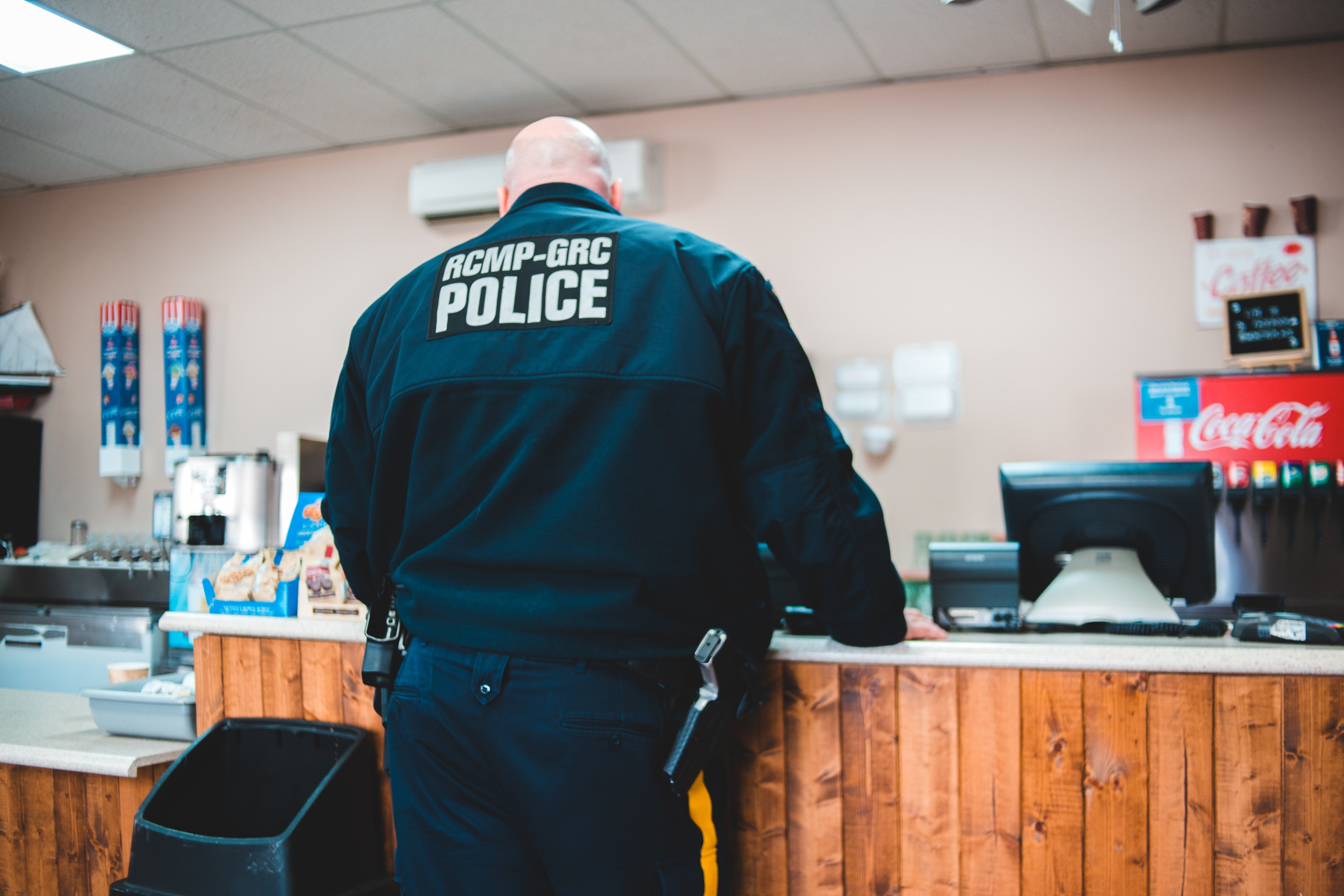 Zeke praised the police officer for his intuitiveness    Source: Pexels