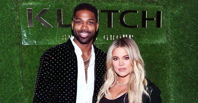 Khloé Kardashian from KUWTK Is Reportedly Wary of Ex Tristan Thompson Who Is Doing His Best to Win Her Back