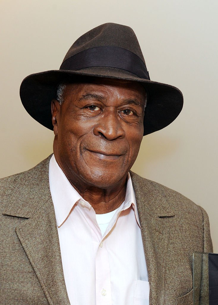 John Amos at the Althea screening and panel discussion at One Time Warner Center on October 5, 2015 | Photo: Getty Images