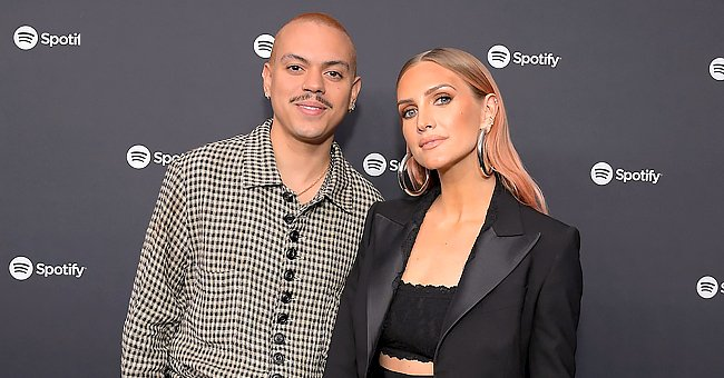 Evan Ross Melts Hearts Showing His Look-Alike Daughter Jagger Chilling in Cozy Blue Pajamas