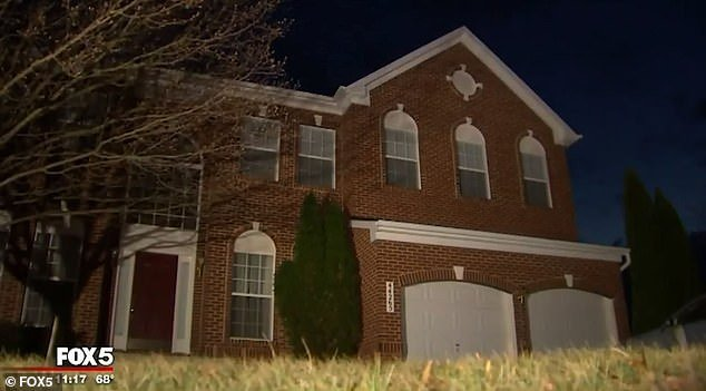 Williams home in Ashburn, Virginia. She wasn't home when law enforcement showed up to her home in February, and neighbors believe she was arrested somewhere else. | Photo: FOX5