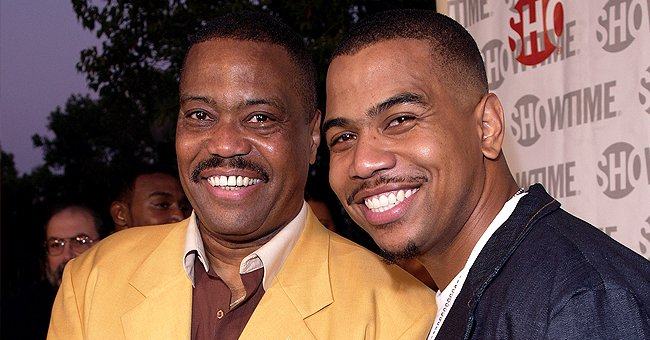 Cuba Gooding Sr's Son Omar Shared Photos of His 2 Sons with Their Uncle Cuba after Birth of 2nd Child