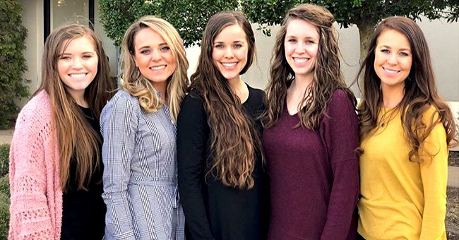Joy-Anna Duggar of 'Counting On' Fame Sparks Pregnancy Talk after New Photo with Her Sisters