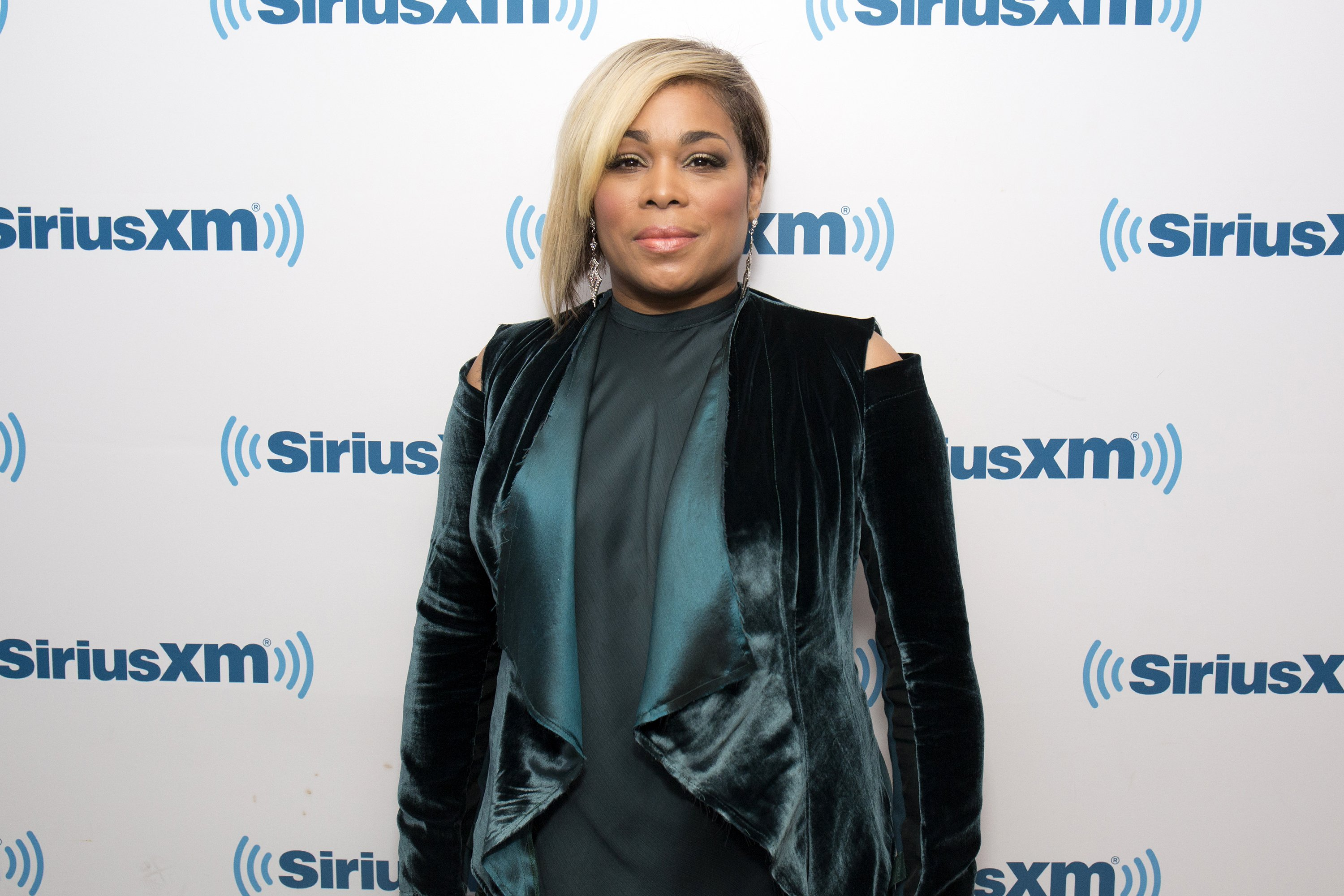 T-Boz at SiriusXM Studios in September 2017. | Photo: Getty Images