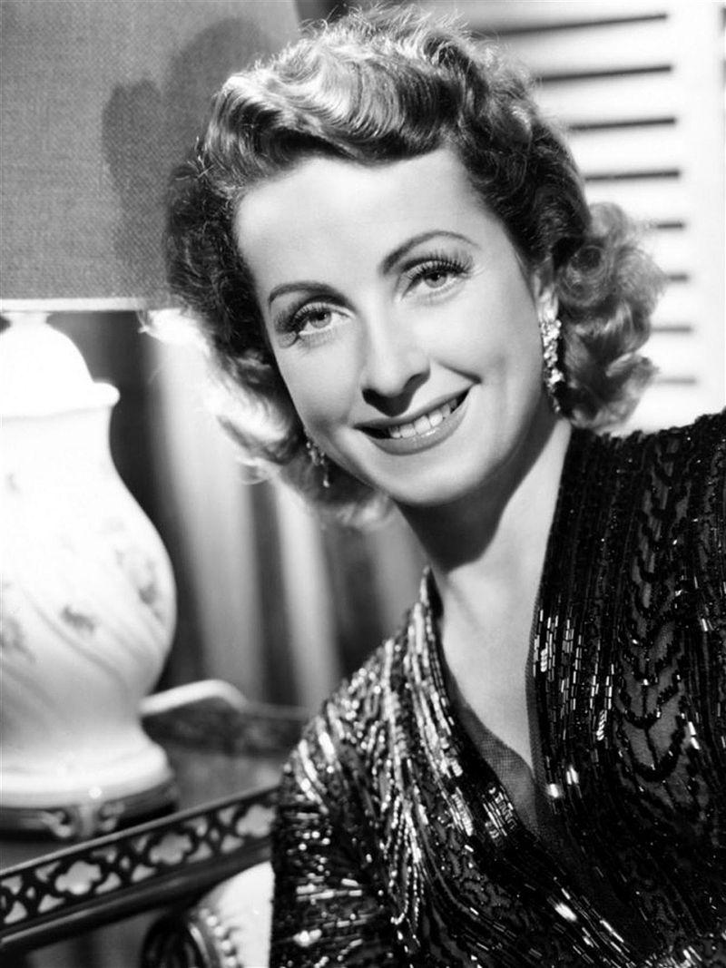 Danielle Darrieux en 1952. l Source : Wikipedia