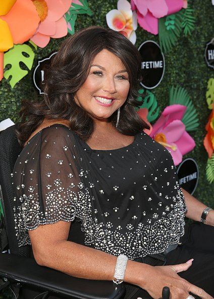 Abby Lee Miller at the Lifetime's Summer Luau at W Los Angeles - Westwood | Photo: Getty Images
