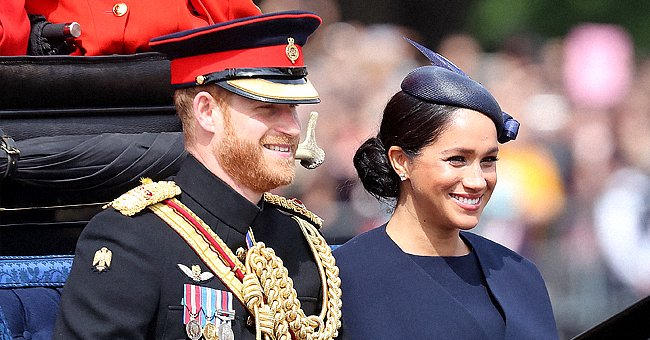 Royal Family Includes Meghan Markle & Prince Harry's Daughter Lilibet in Line of Succession after Media Criticism