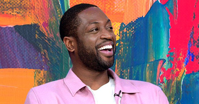 Dwyane Wade & Daughter Kaavia Look like Twins Flashing Matching Smiles in a New Video