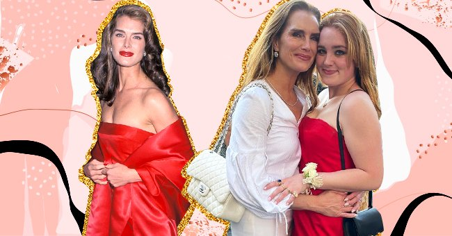 Brooke Shields' Teenage Daughter Rowan Stuns in Mom's 1998 Golden Globes Gown to Prom