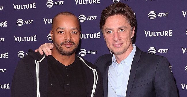 Donald Faison Shares a Throwback Photo of Him with Zach Braff – Quick Facts about Their Friendship