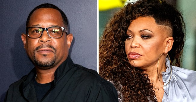 Martin Lawrence Says 'Martin' Ended Due to Co-Star Tisha Campbell's Sexual Harassment Lawsuit Back in 1997